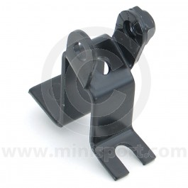 XBU10044 Inner lamp bracket to mount the Rover Mini Cooper fog or drive/spot lamps to the front of your Mini.
