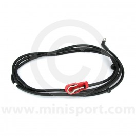 Positive Battery Cable - 127''  1990-2001