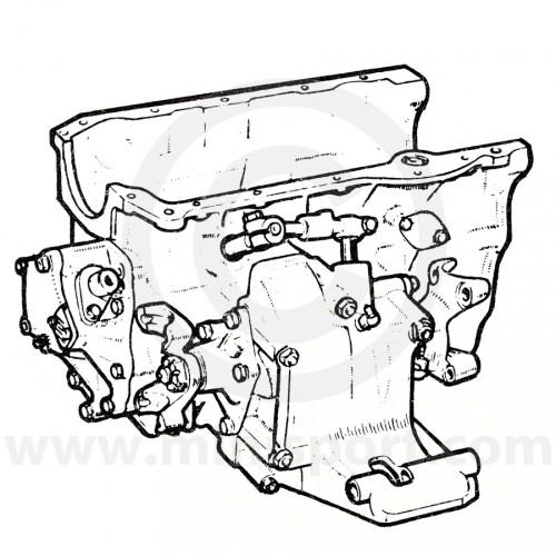 Mini Remote Change Gearbox