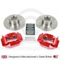 "8.4"" Brake Kit with Alloy Calipers"