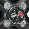 Revolution Centre Cap - to suit 10'' or 12'' wheels