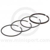 Goetze piston rings to suit Mini 998cc circlip fit, dished type pistons at 0.020""