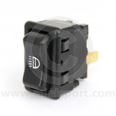 13H6342 - Mini Mk3 1969 to 1976 Headlight rocker switch