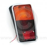 13H6480 Mini Mk2/3 rear lamp assembly - left hand side