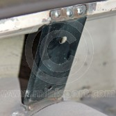 Classic Mini Rear Seat to Tunnel Floor Support