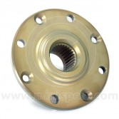 "21A1270A Alloy drive flange for Mini Cooper S and early 1275GT models with 7.5"" brake discs (GBD101) and 10"" wheels, lightweight and ultra strong ideal for competition use."