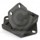 21A2599 Mini front subframe rear rubber mounting each