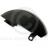 "21A2617 Left side upper brake disc shield for Mini models 1984 to 2001 fitted with the 8.4"" brake discs (GDB90806)"
