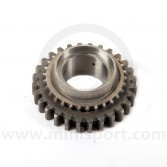 22G1049 Mini 3 Synchro Straight Cut Gears - 2nd Gear