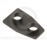 24A1198 Rubber gasket that fits with the sliding type window catches to the glass on Mini Mk1 and Mk2 models
