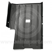 Floor Panel Rear - LH - all models