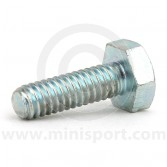 53K3503 Locking screw for the choke cable locking pin trunnion (AUE35), used on nearly all SU carb linkages.