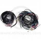 Braided Wiring Loom - Mk1 Cooper 997/998cc