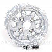 5x10 Competition Mini Wheel with wheel nuts