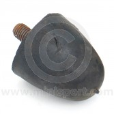 ACA9671 Mini front suspension single bolt bump stop - early MK1 type
