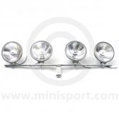 Works Mini Lamp Bar Kit in Stainless Steel