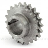 AEA695 Steel Duplex Twin Row Timing Gear that sits on the Crankshaft