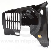 ALA6271 Genuine LH inner wing for Mini models 1969 to 1989