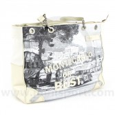 Mini Shout Monte Carlo Shopping Bag
