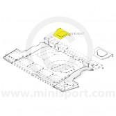 MCR21.41.00.17 LH Boot Floor Front Corner Repair Mini Traveller