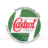CASSTR596 Mini Castrol Bodywork Sticker