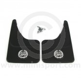 Genuine Rear Mini Cooper Mudflaps pair