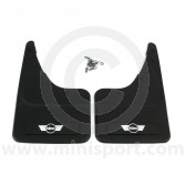 Genuine Rear Mini Mudflaps pair