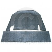 Bonnet and Bulkhead Insulation Kit - Mini 59-70