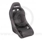 Cobra Clubman Seat - Black/Black Centre