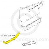 MCR21.37.02.04 RH Companion Box Closing Plate Mini Traveller/Estate