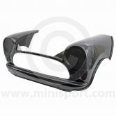 Carbon Fibre Flip Front - Removable Bonnet Type