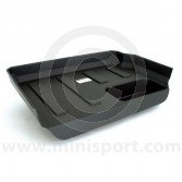 EBF100150 A genuine Mini loadspace liner and organiser tray, fits perfectly into your Minis boot to help secure shopping etc.