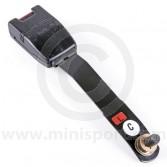 Genuine Rover Mini Seat Belt Stalk - MPI Front LH