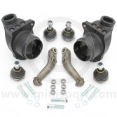 Mini lightweight alloy front hub kit for all disc brake Minis