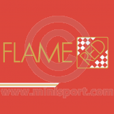 Flame Red Decal Kit - Sides & Boot