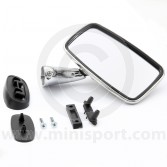 Classic Mini righthand door mirror