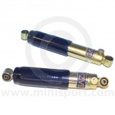 GAZGTA236B12 GAZ adjustable Mini shock absorbers front lowered each