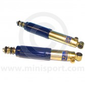 GAZGTA237B12 GAZ adjustable Mini shock absorbers rear lowered each