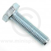 "Classic Mini 1/4"" UNF x 1"" Set screw"