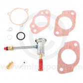 Carburettor Service Kit - Single HS4 with Waxstat Jet