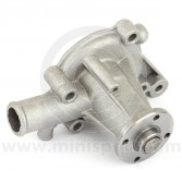 GWP134 High capacity water pump with bypass tube for Mini A series engines, will fit all models 1959-2001.
