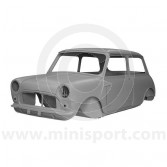 Genuine British Motor Heritage Mini Body Shell MK1 complete