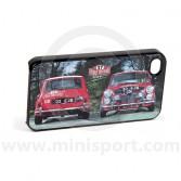 Paddy Hopkirk Mini 33EJB Portrait iPhone 4/4s Case