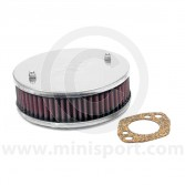 K&N Air Filter - HS4 Carb 44mm - Offset Hole