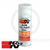 K&N Air Filter Spray Oil - 351ml