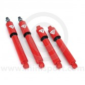 KON80-1KITSTD Koni Special set of 4 adjustable Mini shock absorbers