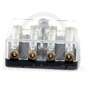 4-way - Fuse box - Screw Terminal LMA711