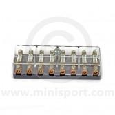 LMA713 Mini 8-way - Fuse box - Screw Terminal