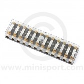 12-way - Fuse box - Screw Terminal