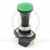 Push/Pull Switches - Illuminated - Green Lens